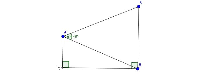 Công thức lượng giác trong tam giác