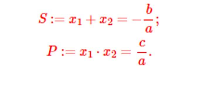 Định lý Viet