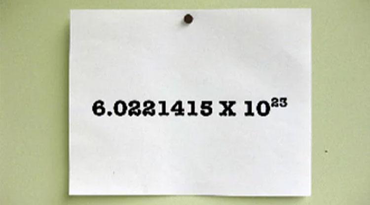 Hằng số Avogadro
